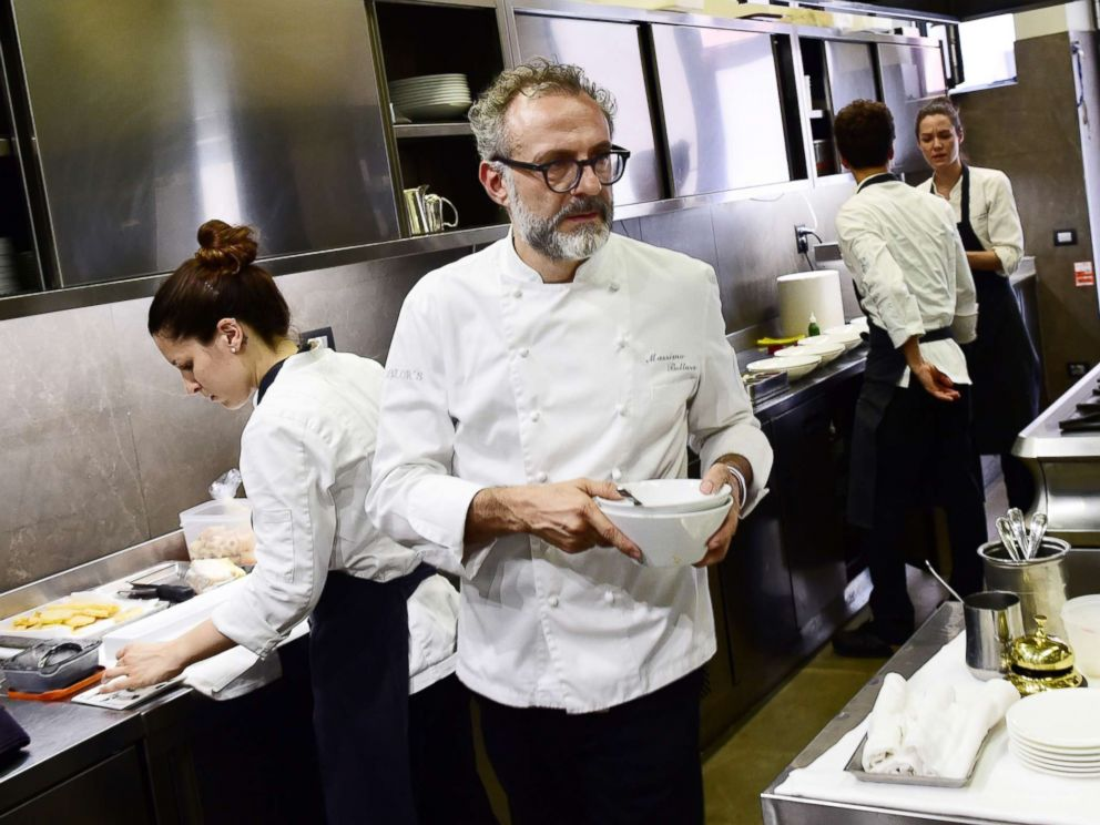 Italy's Osteria Francescana scoops world's best restaurant prize