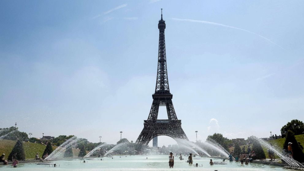 American teenager found after going missing in Paris