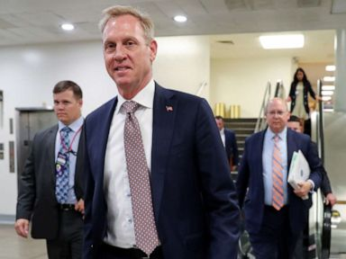 Trump tweets Shanahan has withdrawn from consideration as defense secretary