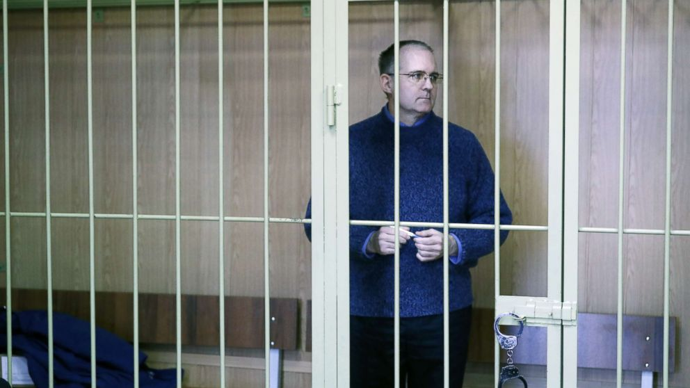 American accused of spying in Russia speaks for first time since being jailed thumbnail