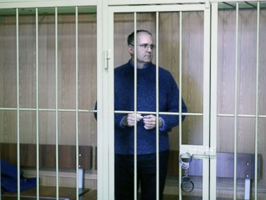 American accused of spying in Russia speaks for first time since being jailed