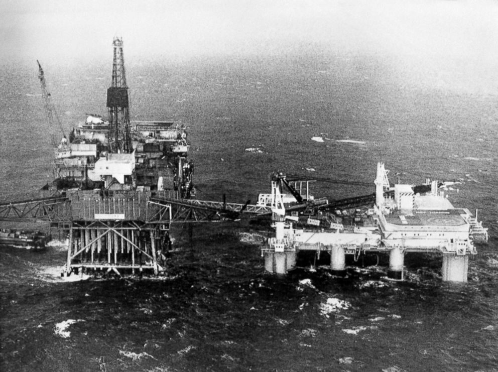 30th anniversary of the world's deadliest offshore oil disaster