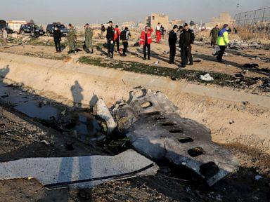Iran announces arrests over shootdown of Ukrainian passenger plane that killed 176
