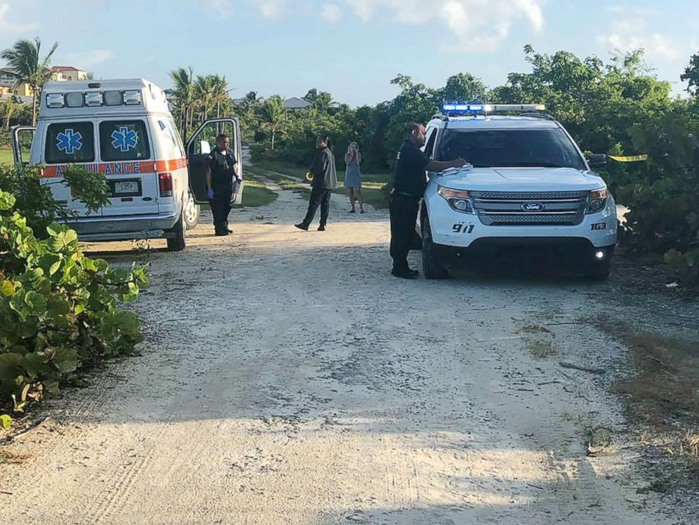 PHOTO: Authorities in Turks and Caicos are investigating the murder of an American tourist who was found dead on Oct. 16.