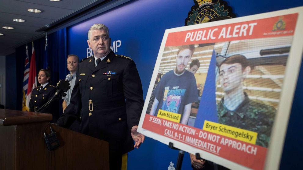Οι ύποπτοι στον Καναδά δολοφονίες είπε ότι σχεδίαζε να σκοτώσει περισσότερα στο βίντεο την εξομολόγηση της Αστυνομίας