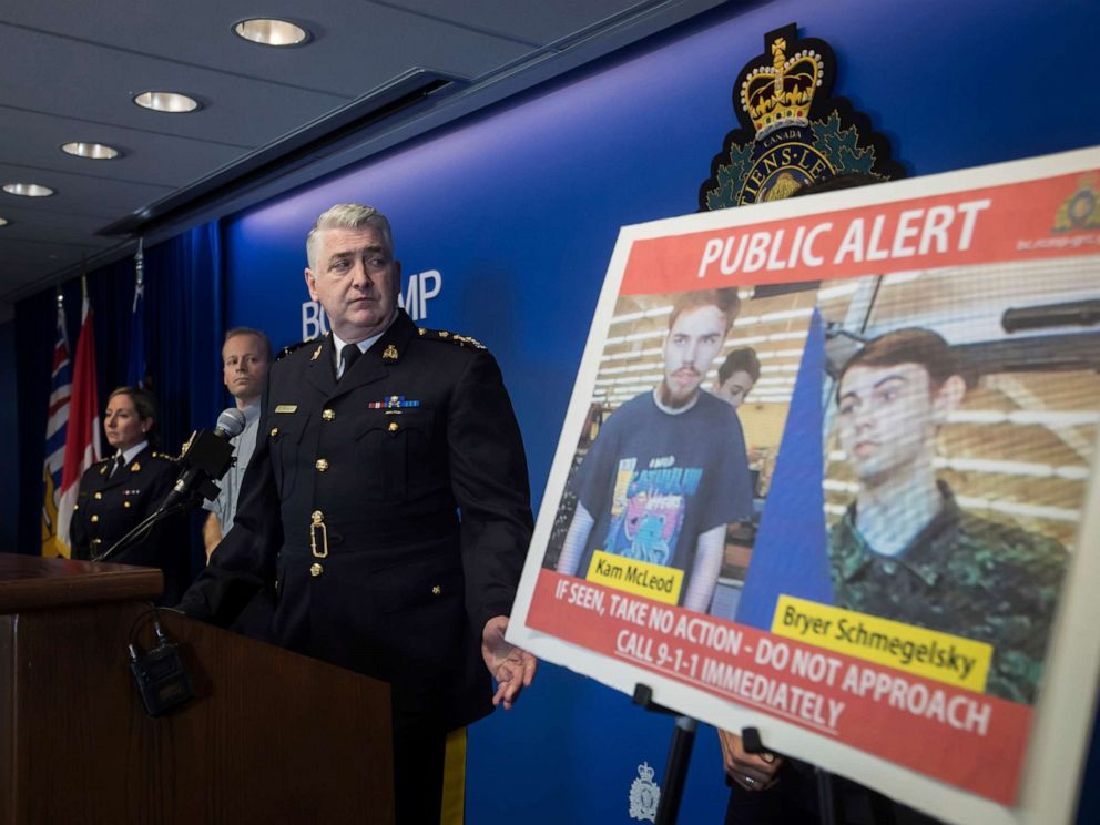 Dead assailants recorded videos taking responsibility for three B.C. murders