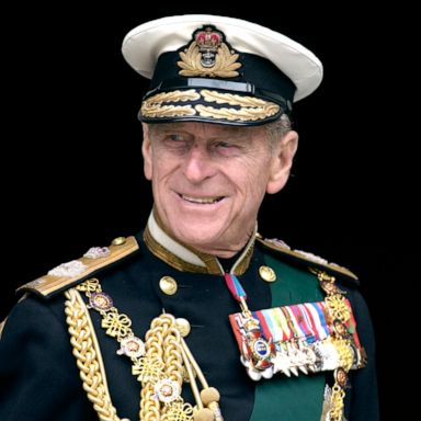 The Prince Philip, Duke of Edinburgh.