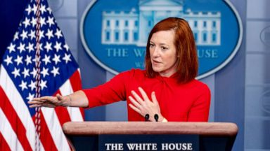White House press secretary slips, calls border situation 'a crisis'