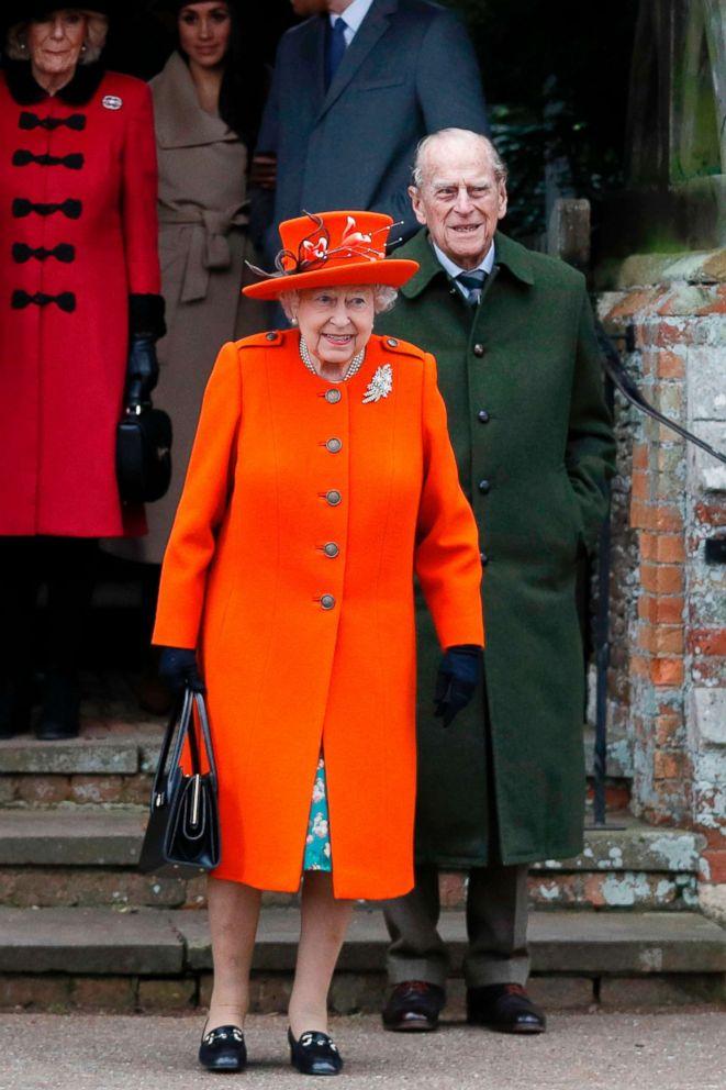 Queen Elizabeth Christmas Churhc Service 2020 Royal family Christmas: Meghan Markle joins for 1st celebration