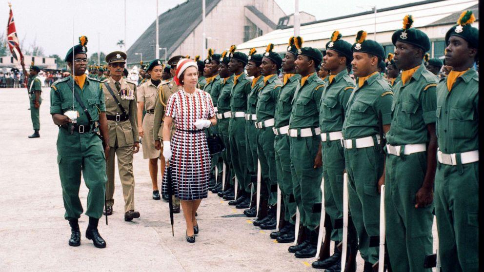 Barbados to drop Queen Elizabeth II as head of state thumbnail