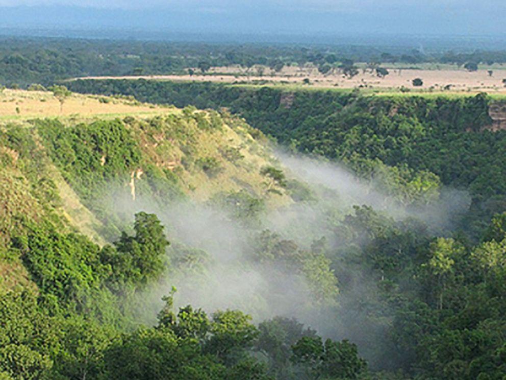 PHOTO: The Queen Elizabeth National Park in Uganda.