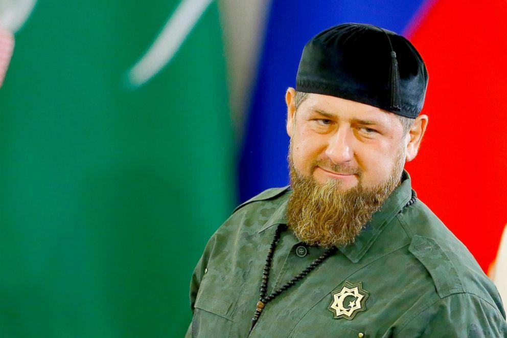 Chechnya Gay Ramzan Kadyron