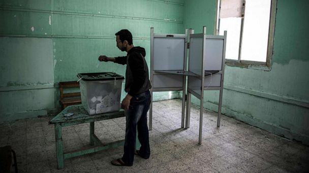 Egypt votes on referendum strengthening el-Sisi's grip on power