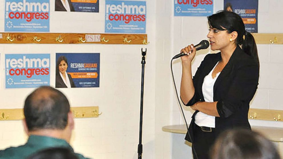 In 2010, Reshma Saujani ran for U.S. Congress, but lost the race.