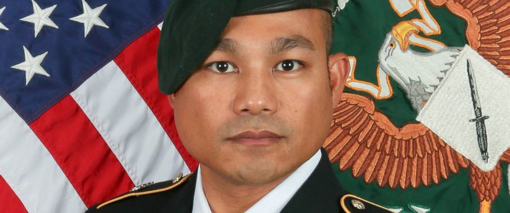 PHOTO: Sgt. 1st Class Reymund R. Transfiguracion, 36, of Waikoloa, Hawaii, died August 12, 2018 from wounds sustained as a result of an Improvised Explosive Device attack in Helmand Province, Afghanistan, Aug. 7, 2018.