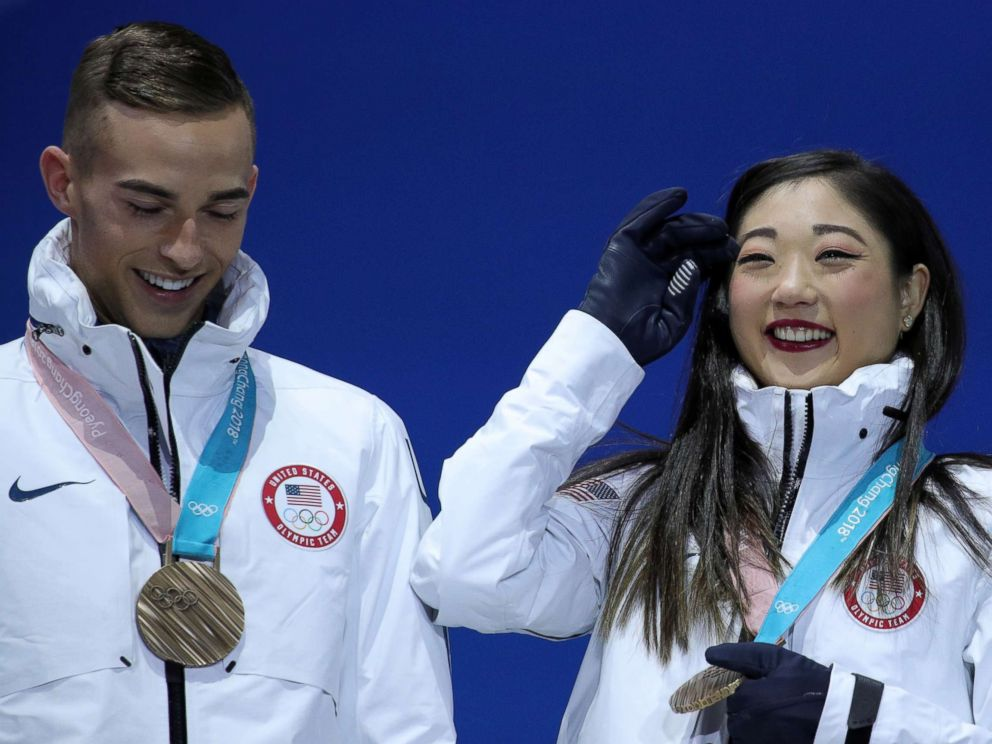 Adam Rippon And Mirai Nagasu's Matching Tattoos Are Our Final BFF Objective