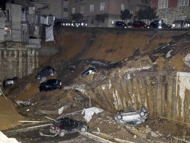 Incredible sinkholes from around the world