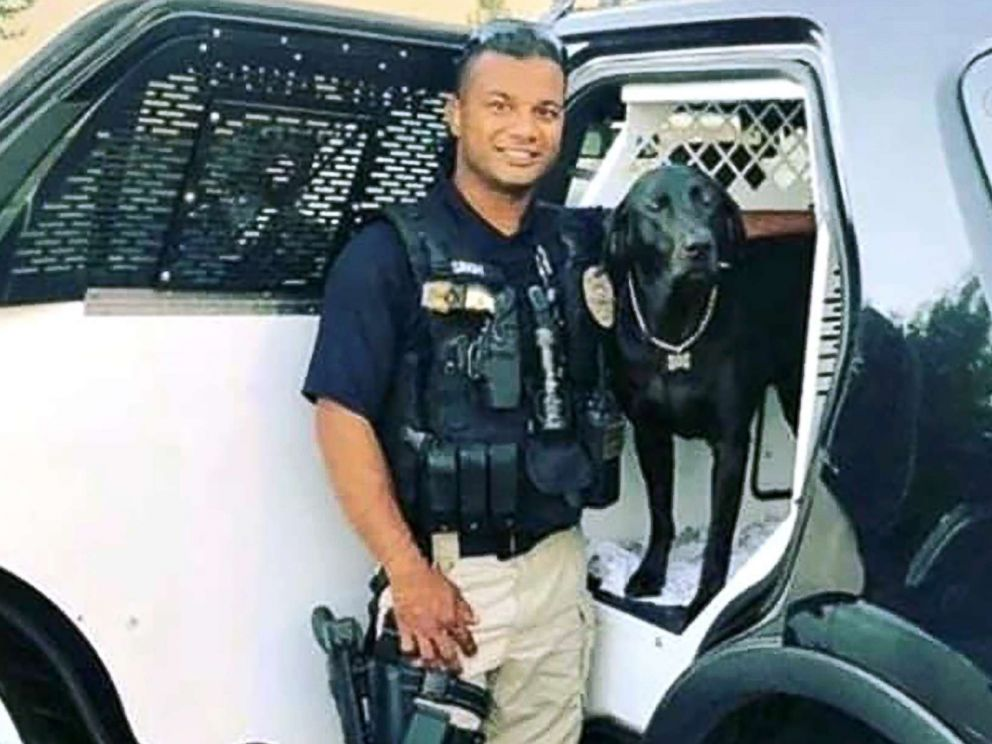 PHOTO: Officer Ronil Singh of the Newman Police Department, California, is pictured in this undated photo released by Merced Police Department.