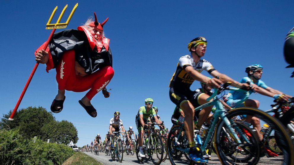 Tour De France 2012 Photos - ABC News