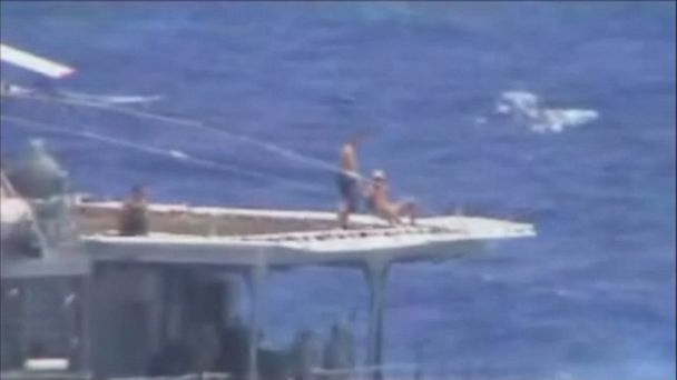 Retired Russian admiral defends Russian sailors sunbathing during close call with US warship