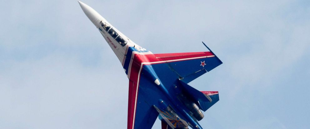 Russian fighter flies 5 feet from US plane over Black Sea: Navy ...