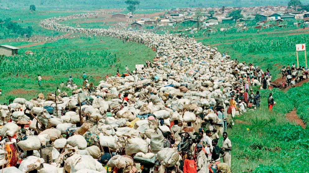 Rwanda genocide remembered 25 years later - ABC News