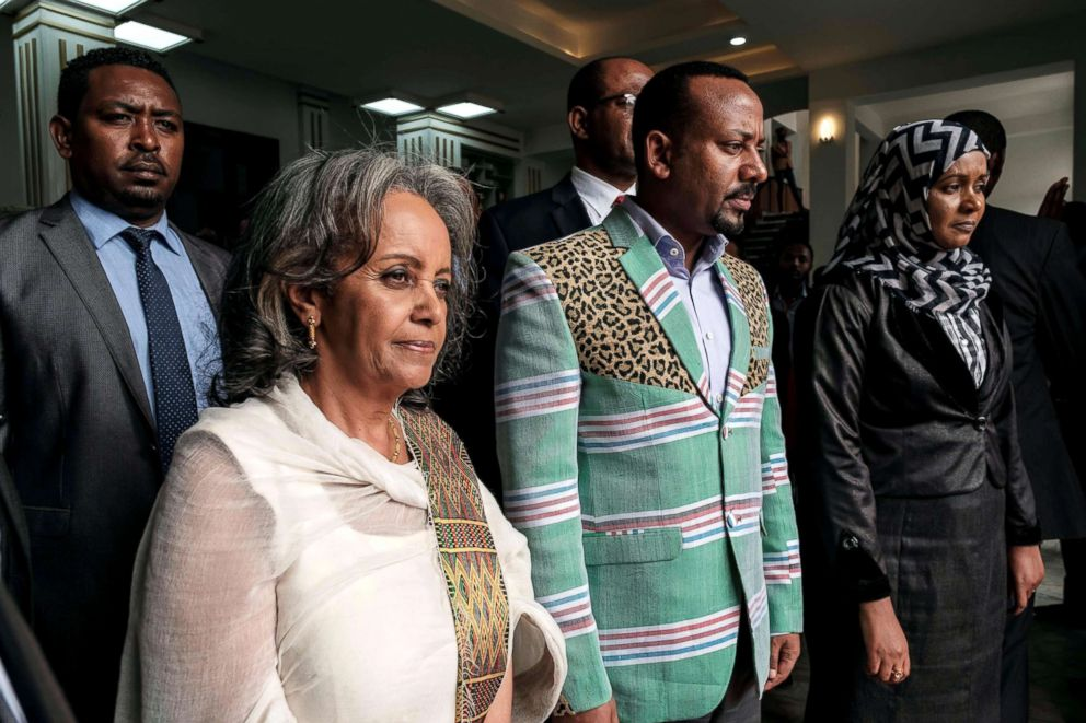 Ethiopia's president resigns amid Cabinet reshuffle, state media says