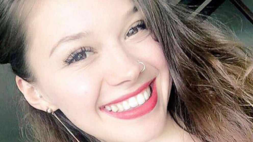 Sarah Papenheim, 21, was found stabbed to death in her home where she was studying abroad in Rotterdam, Netherlands. December 13, 2018.