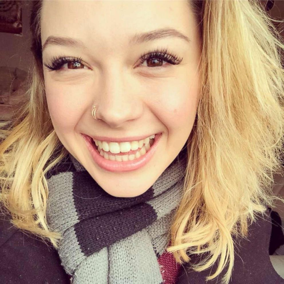 PHOTO: Sarah Papenheim died Wednesday afternoon after she was attacked at her apartment in Rotterdam. December 13, 2018.