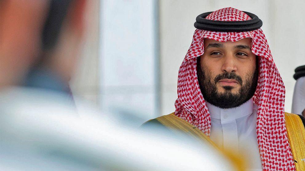 Saudi-Arabien ausgeführt Datensatz Anzahl der Gefangenen im Jahr 2019: Bericht