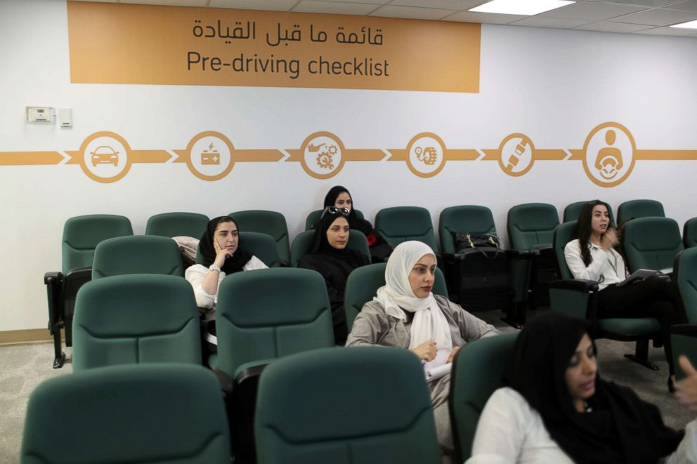 It will change my life': Saudi women get ready to drive this