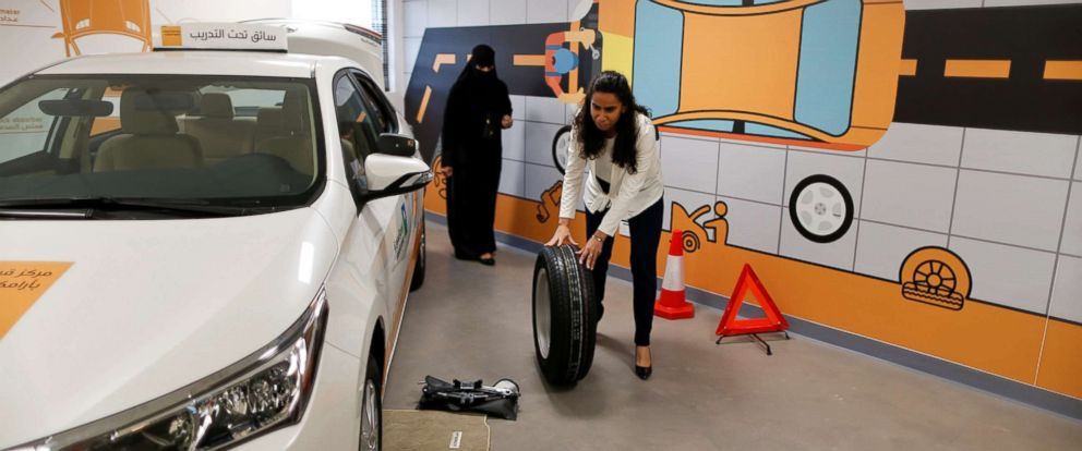 It will change my life': Saudi women get ready to drive this weekend