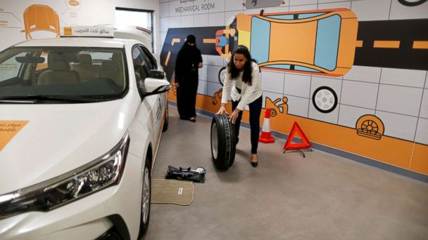 'It will change my life': Saudi women get ready to drive this weekend