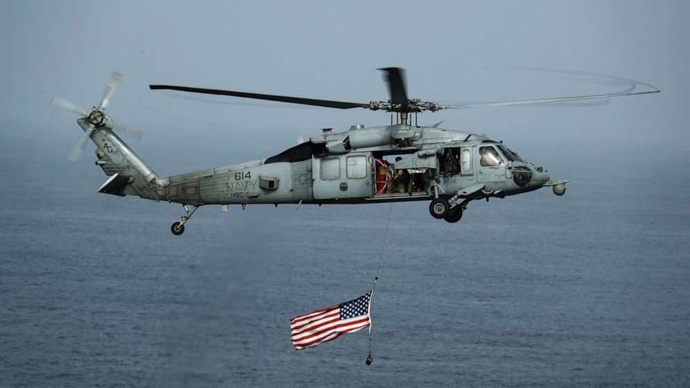 US Navy searching for missing USS Abraham Lincoln sailor in Arabian Sea thumbnail