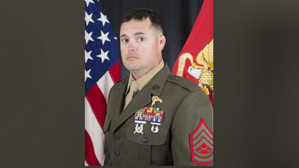 Marine killed in Iraq identified as Gunnery Sgt. Scott Koppenhafer; served in elite unit