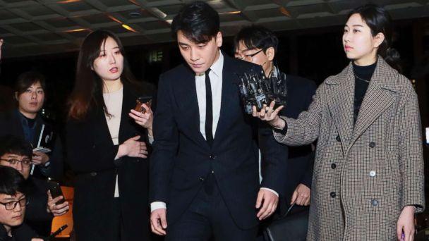 K-pop superstar investigated as part of prostitution probe