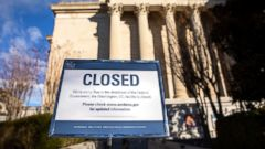 government shutdown by the numbers who isn t getting paid abc news