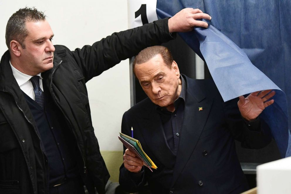 Feb 2016. To mark the thirtieth anniversary of Silvio Berlusconis chairmanship of.