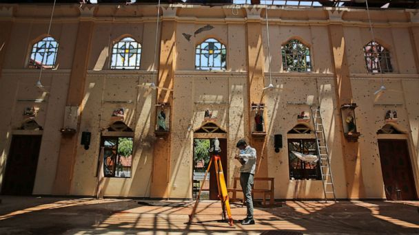 Easter attack probe continues despite president's objection