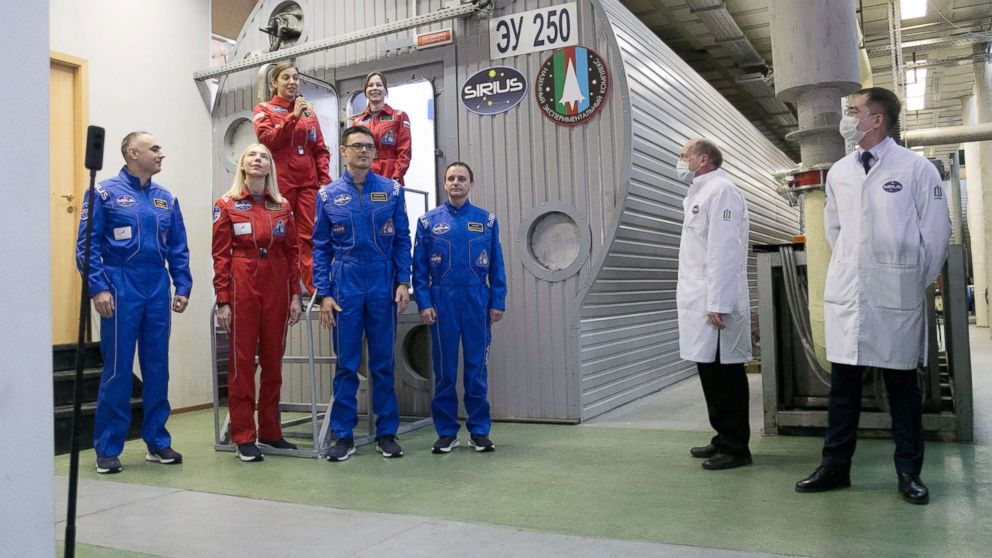 4 months in isolation: US-Russia crew locked in simulated moon mission thumbnail