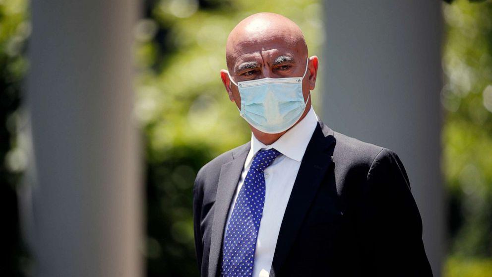Ethics groups call on coronavirus `vaccine czar` to...
