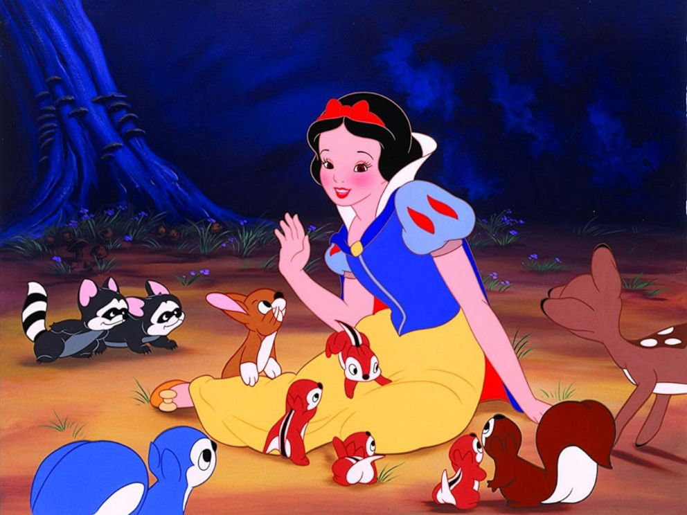 PHOTO: A still from Disneys Snow White and the Seven Dwarfs is seen here.