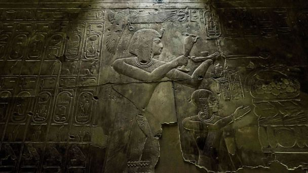 2,200-year-old Egyptian temple discovered