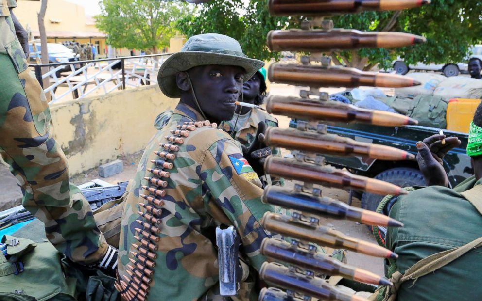 South Sudan marks 5 years of vicious civil war - ABC News