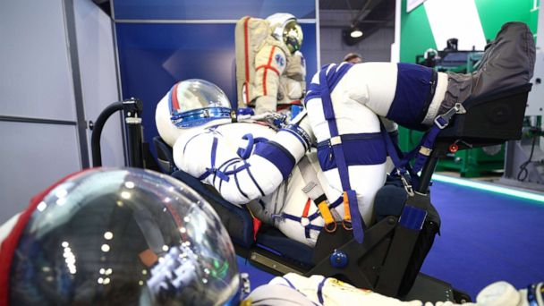 Spacesuit redesign means Russian astronauts may have to end pre-flight ritual