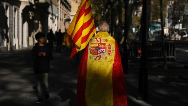 ANALYSIS: Spain should find a way not to smash Catalonia's romantic movement for independence