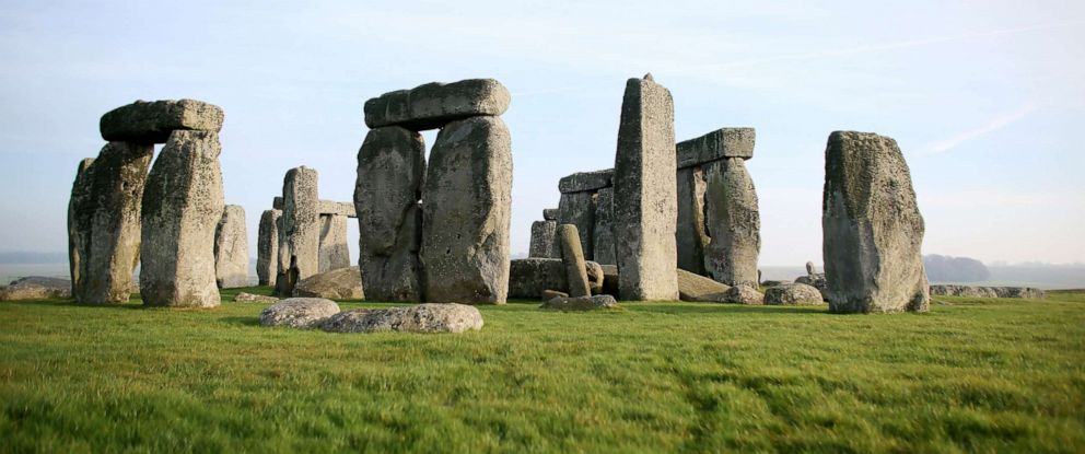 PHOTO: Stonehenge monument is seen on Dec. 11, 2013, in Wiltshire, England.