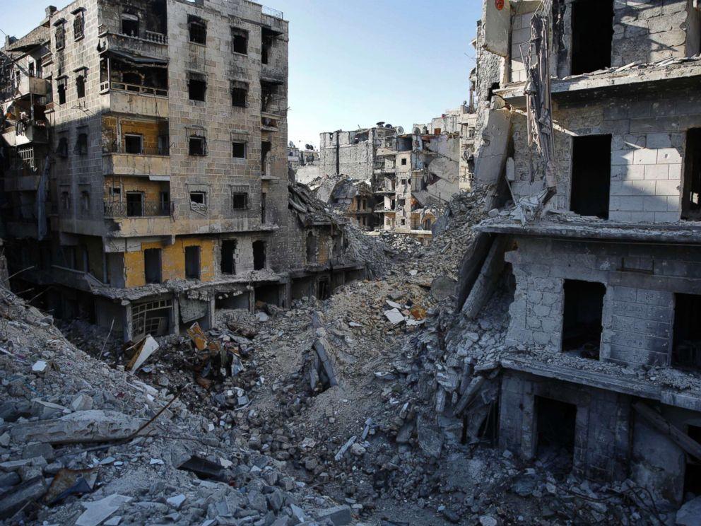 Syria, victim of propaganda