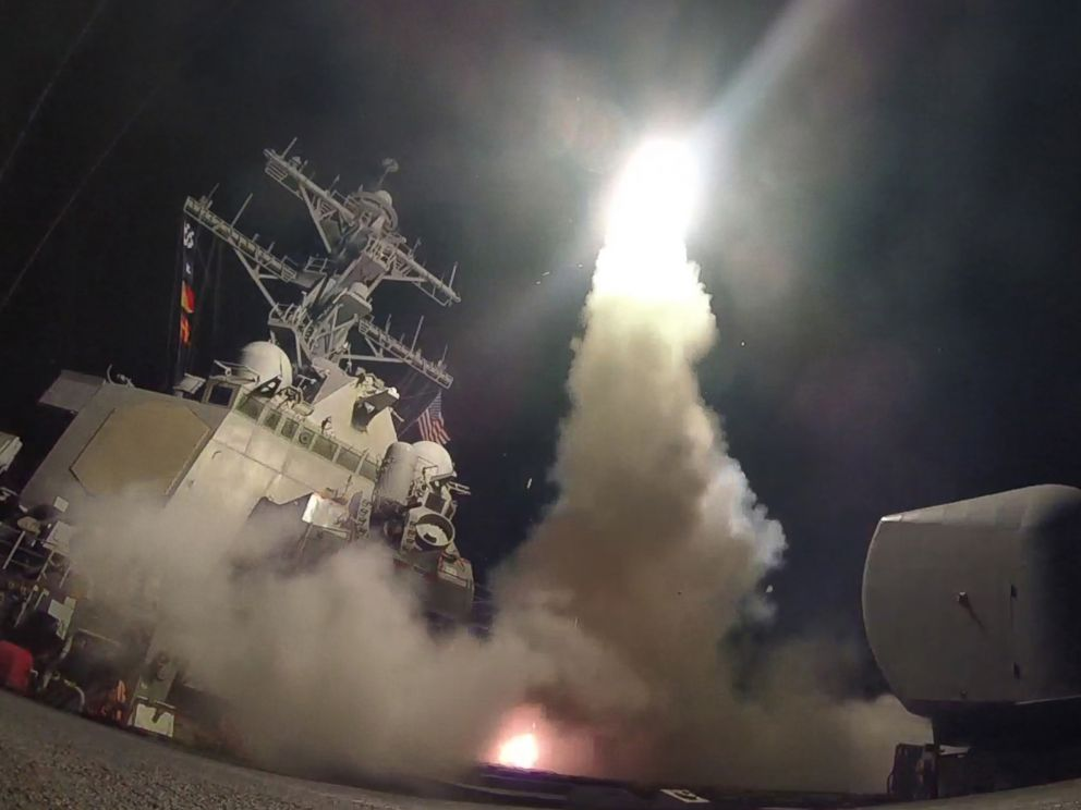 What's changed 1 year after US missile strikes in Syria