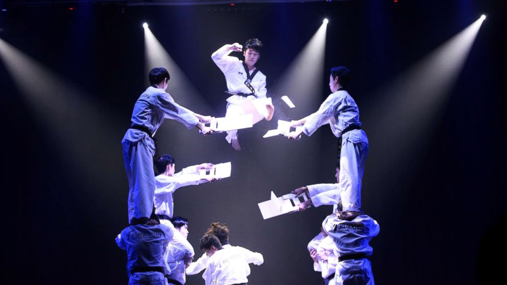 Korea's Kukkiwon taekwondo demonstration team has captivated audiences worldwide with their skills in a video that went viral.